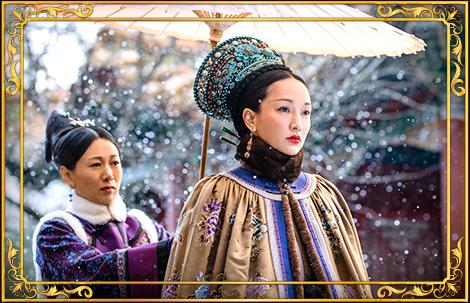 如懿伝〜紫禁城に散る宿命の王妃〜 チャンネル銀河